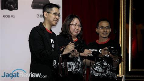 Canon Eos 750d Only Resmi Pt Datacsrip canon hadirkan eos 750d eos 760d dan eos m3 jagat review