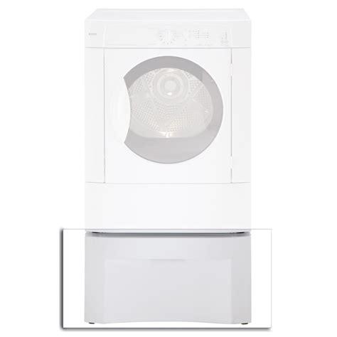 Kenmore Pedestal Kenmore 15 In Drawer Pedestal Appliances Appliance