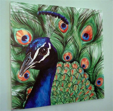 25 best ideas about peacock decor on pinterest peacock realistic peacock drawings www pixshark com images