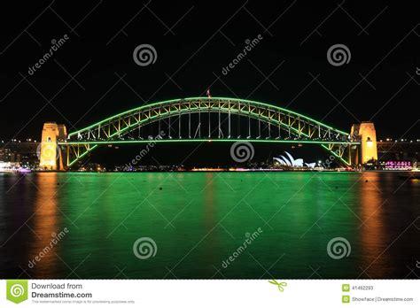 gold wallpaper sydney sydney harbour bridge in aussie green and gold editorial