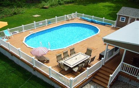 Anyone Built A Pool Looking For Info On Financing Page Swimming Pool Deck Design