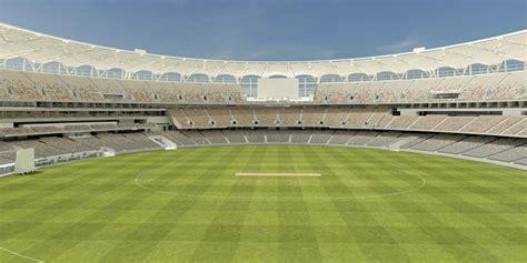 stadium seats design and colour of stadium seats revealed perth stadium