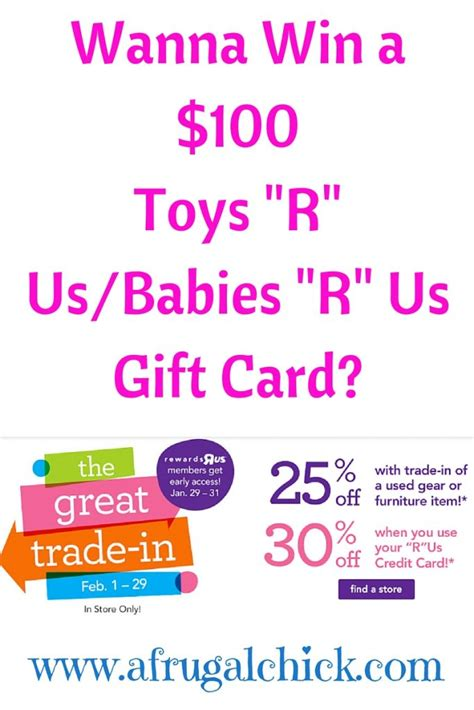 Where To Get Babies R Us Gift Cards - 100 babies r us gift card giveaway