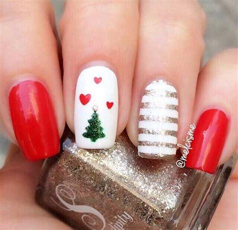 best 25 christmas tree nails ideas on pinterest diy