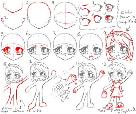 the beginner chibis pdf gallery anime drawing tutorial for beginners pdf