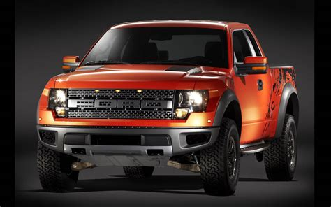 Wallpapers Ford F 150 Svt Raptor