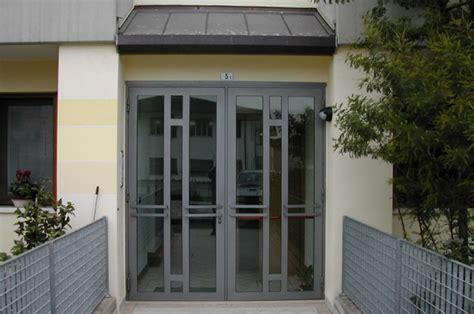 portoncini ingresso in ferro serramenti in ferro alluminio e acciaio a treviso