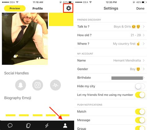 How To Search For On Snap Chat How To Find Friends On Snapchat Without Username