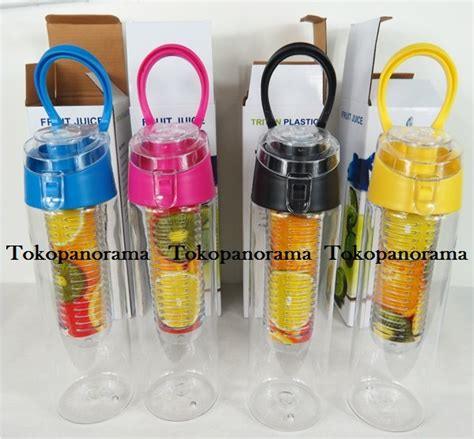 New Tritan 2nd Generation Botol Minum Tritan 2 Infuse Water jual tritan 2nd 2 generasi generation bottle botol minum