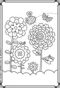 Flower Garden Coloring Pages My House And The Flower Garden Coloring Pages Flower Garden Coloring Pages In
