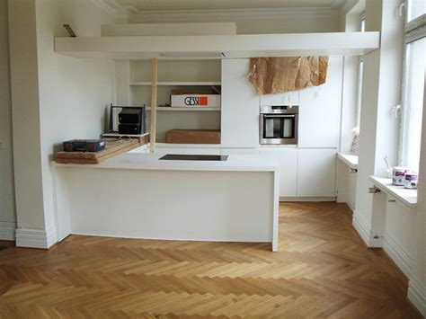 dielenboden küche versiegeln holzdielen in der k 252 che ocaccept