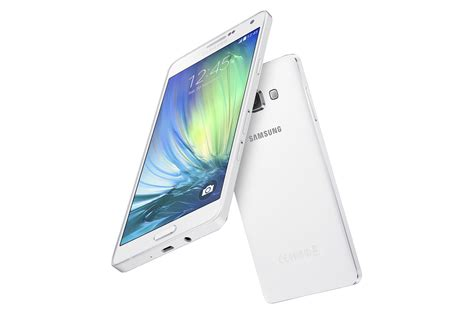samsung galaxy a7 officially announced features a 6 3mm thin metal unibody and a 64 bit octa