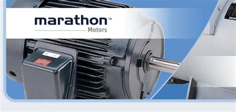 Marathon Electric Motors by Marathon Electric