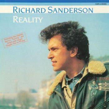 reality testo testi reality richard sanderson testi canzoni mtv