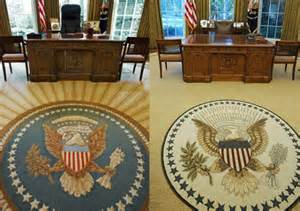 What Does The Oval Office Look Like Today The New Obama Oval Office Makeover And D 233 Cor In The White