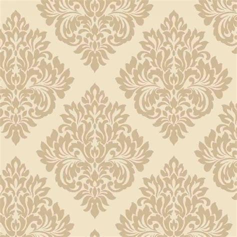 wallpaper gold damask decorline sparkle damask wallpaper cream gold dl40213