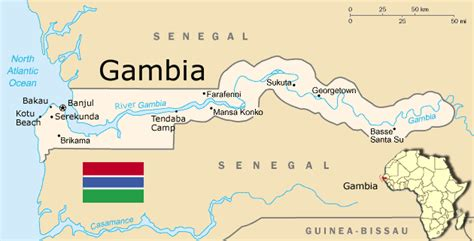 gambia world map dess dahasry gambia my 190th country visitor