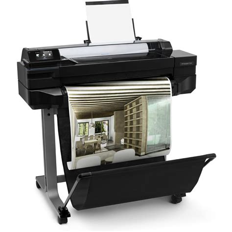 Printer Hp T520 hp designjet t520 24 inches large format cad printer