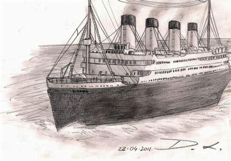titanic boat sketch titanic pencil drawing drawing pencil