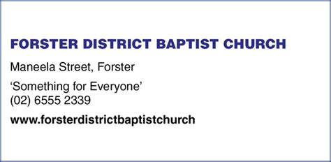 seventh day baptist church locations
