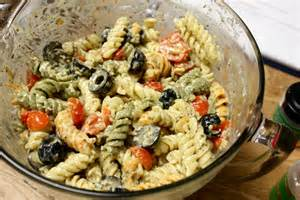tri color pasta salad keeping it together tri color pasta salad