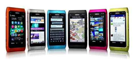 Hp Nokia Symbian remembering the dead a history of failed smartphones