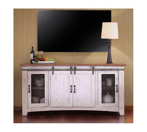 white wash tv stands white wash pine tv stand barn doors - Whitewash Tv Stand