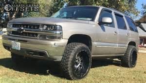 Regul Trailblazer Mud Tires 2002 Chevrolet Tahoe Xd Riot Ford Leveling Kit