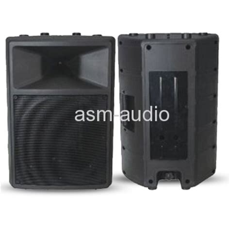 empty plastic speaker cabinets empty plastic speaker boxes from china manufacturer