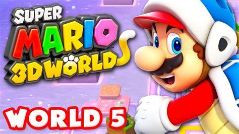 5 Of The Biggest Super Mario Controversies Youtube - super mario 3d world world 5 100 nintendo wii u