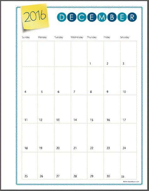 printable monthly calendar binder free home management binder printables for 2016 kids