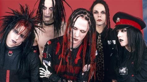 deusexmachina beginning of 2000 goth