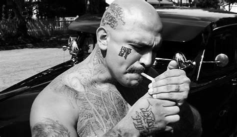 25 wonderful gangster tattoos creativefan
