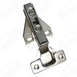 Concealed Kitchen Cabinet Hinges 2pairs Full Overlay Face Frame Hidden Concealed Kitchen