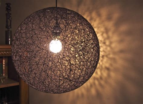 Hanging Light Bulb Chandelier 18 Unique Handmade Pendant Light Designs