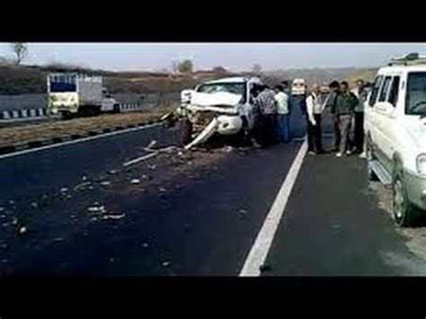 road live live accidents on highway india