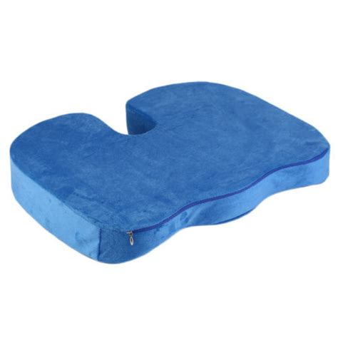Memory Foam Office Chair Cushion by Memory Foam Orthopedic Car Seat Coccyx Office Chair