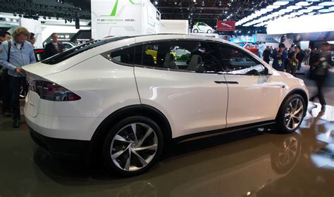 Tesla Modell X Tesla Model X Detroit 2013 Photo Gallery Autoblog