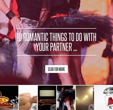 10 Things To Do With Your Partner by Midnight Picnic 10 Things To Do With Your