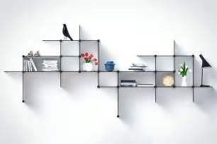 up the wall shelf system