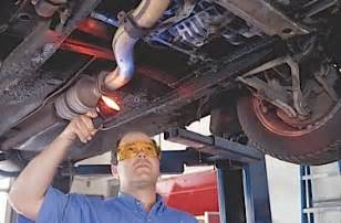 How To Change A Cadillac Converter Catalytic Converters Replacement Is Changing