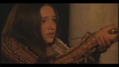 romeo and juliet bed scene olivia hussey