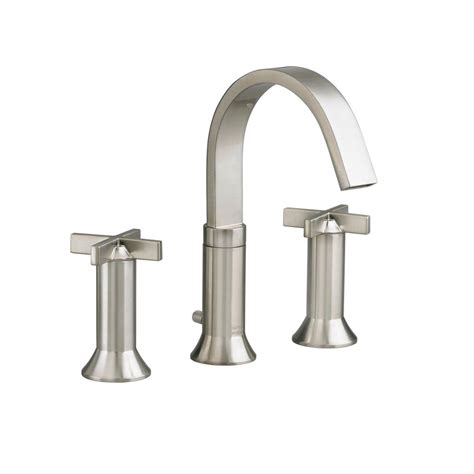 bathroom faucets 8 inch widespread american standard berwick 8 inch widespread 2 handle