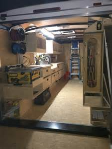 utility trailer shelving 1000 images about utility trailer ideas on
