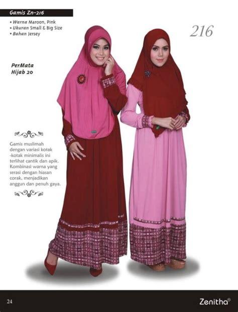 Baju Muslim Anak Zenitha zenitha busana wanita pria remaja dan anak anak