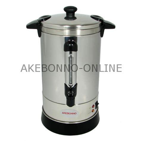 Cyprus Tea Coffee Maker Water Boiler 20 Ltr Pemanas Air Kopi Teh peralatan minum akebonno coffee tea boiler zj88