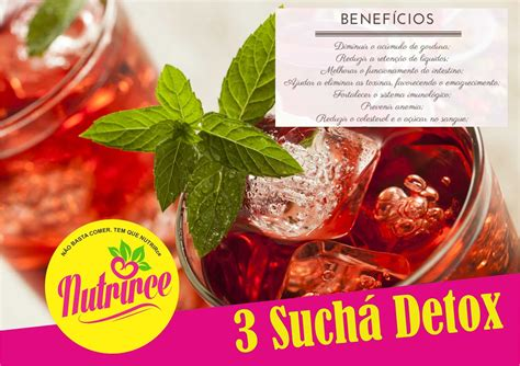 Detox Liquido 3 Dias by Nutrirce Detox L 237 Quido 9 Sucos Detox 6 Sopinhas Detox