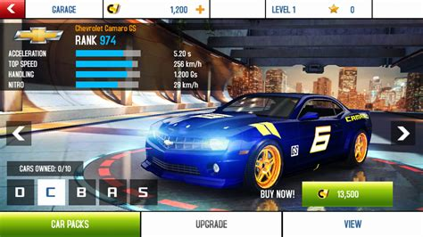 asphalt  airborne  cars list appme solution jeux