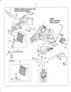 2002 Kia Sedona Thermostat Replacement My 2005 Kia Sedona Heater Is Blowing Cold Air Even Solved