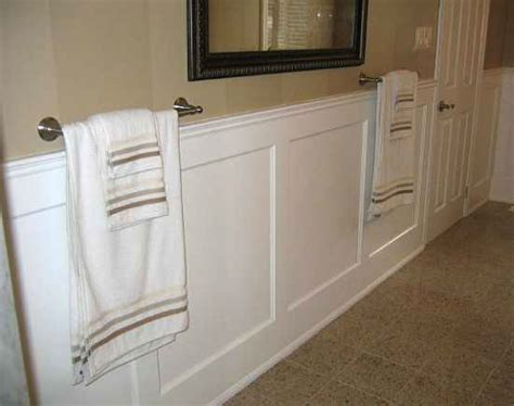wainscoting bathroom walls decomoldings panel paneling wainscoting panel wall